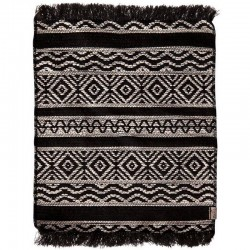 Maileg miniature rug, black