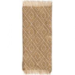 Maileg tapis miniature, moutarde