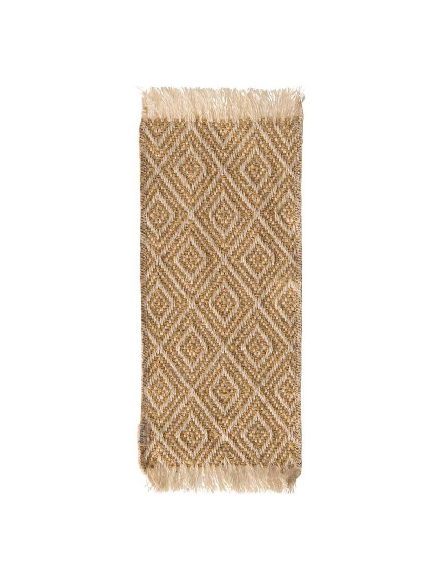 tapis miniature moutarde Maileg
