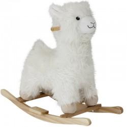 "Bloomingville jouet à bascule ""lama"""