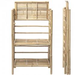 Bloomingville étagère pliable, bambou