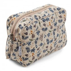 "Liewood toiletry bag ""Claudia"": coral /floral"