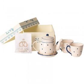 Maileg - Service à thé miniature & biscuits pour deux