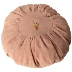 Maileg - round cushion,  linen