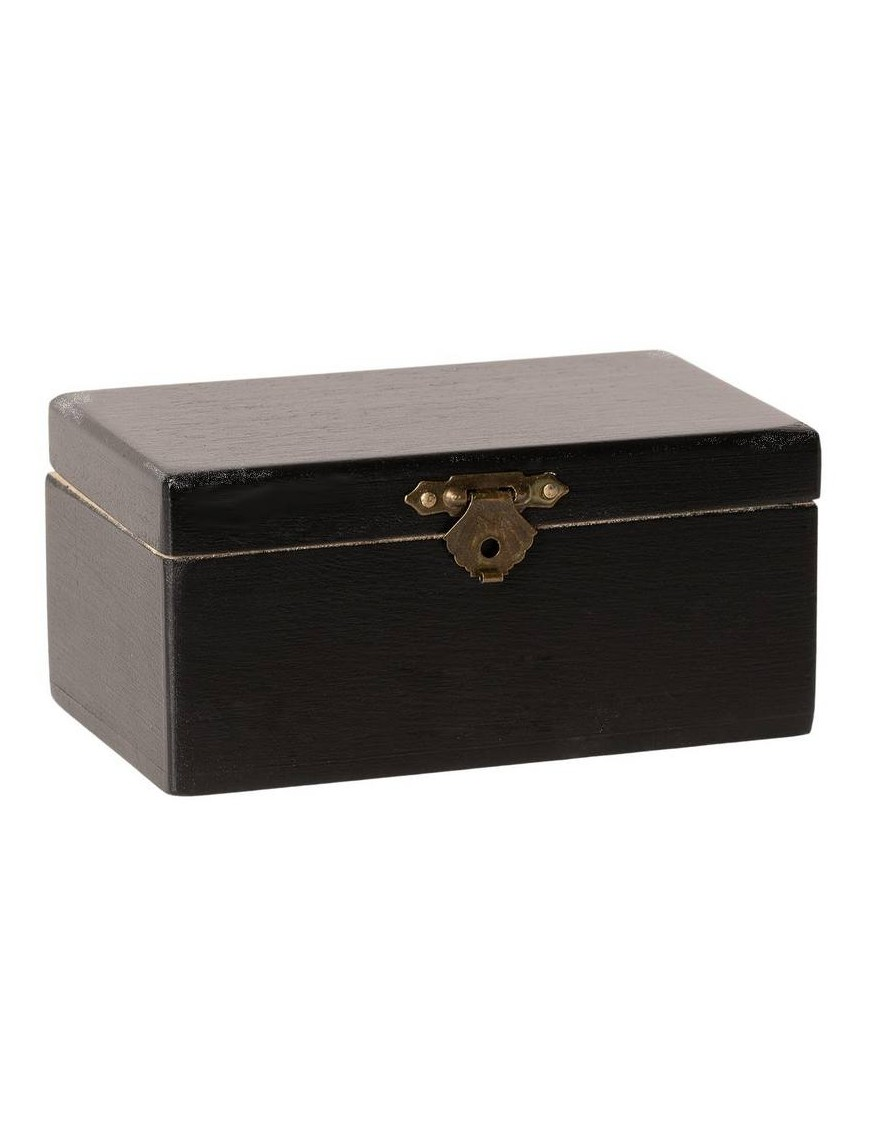 Maileg - coffre miniature, noir