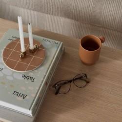 "Oyoy - mug ""Inka cup"", caramel"