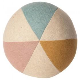 Maileg ballon souple D20cm : rose/bleu clair
