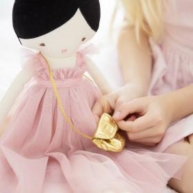 Alimrose Design - Charlotte doll, blush 48cm