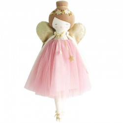 Alimrose Design - Mia Fairy doll, blush 48cm
