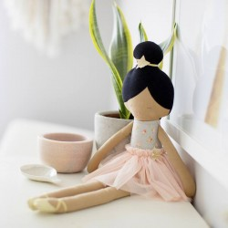 Alimrose Design - Arabella doll, peach (48cm)