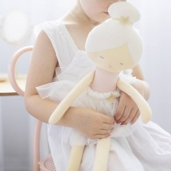 Alimrose Design - Arabella doll, white  (48cm)