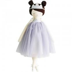 poupée en tissu princesse