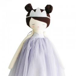 Alimrose Design - Panora princess doll, lavender (50cm)