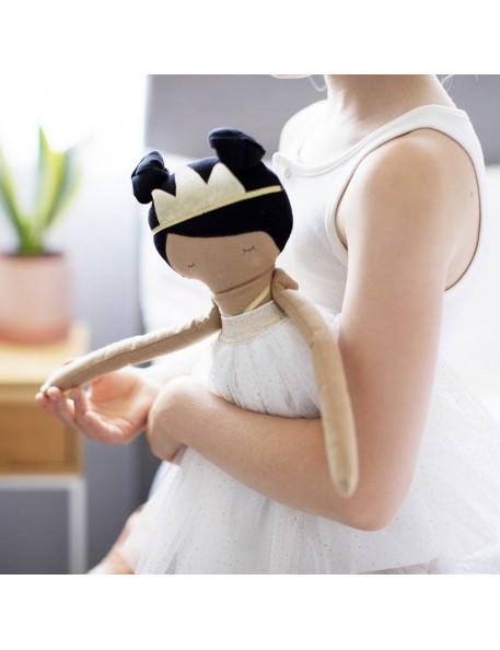 Alimrose Design - Panora princess doll, ivory gold (50cm)