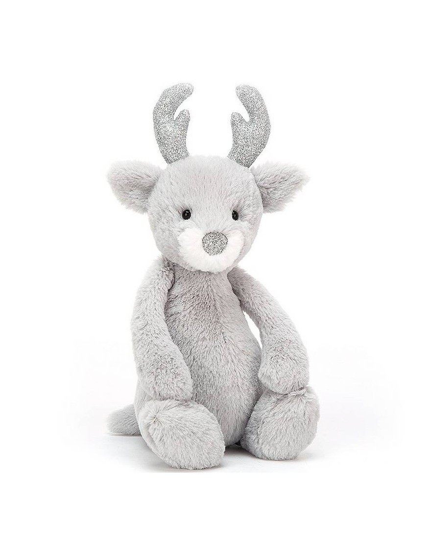 "Jellycat renne bashful ""sparkle reindeer"""