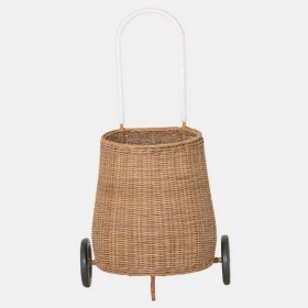 Olli Ella medium Luggy basket - natural