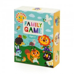 Family game Helen Dardk - Petit Monkey