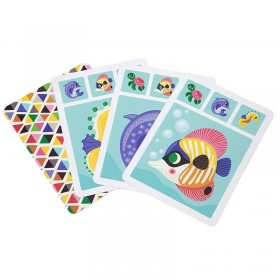 Family game Helen Dardk - Petit Monkey