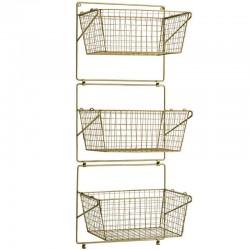 Wall hanging baskets Madam Stoltz