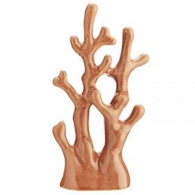 Standing stoneware coral Madam Stoltz