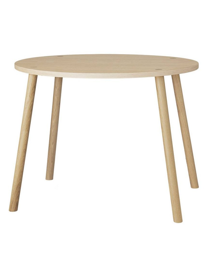Nofred mouse chair school oak (6-10y)
