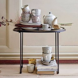 bloomingville teapot karine