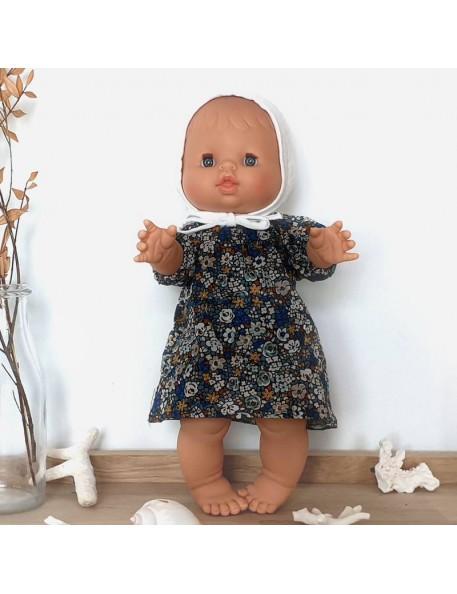 """Paola Reina """"Gordi"""" fille: robe liberty"""
