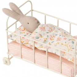 miniature doll's bed
