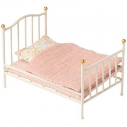 Maileg vintage bed my, off-white