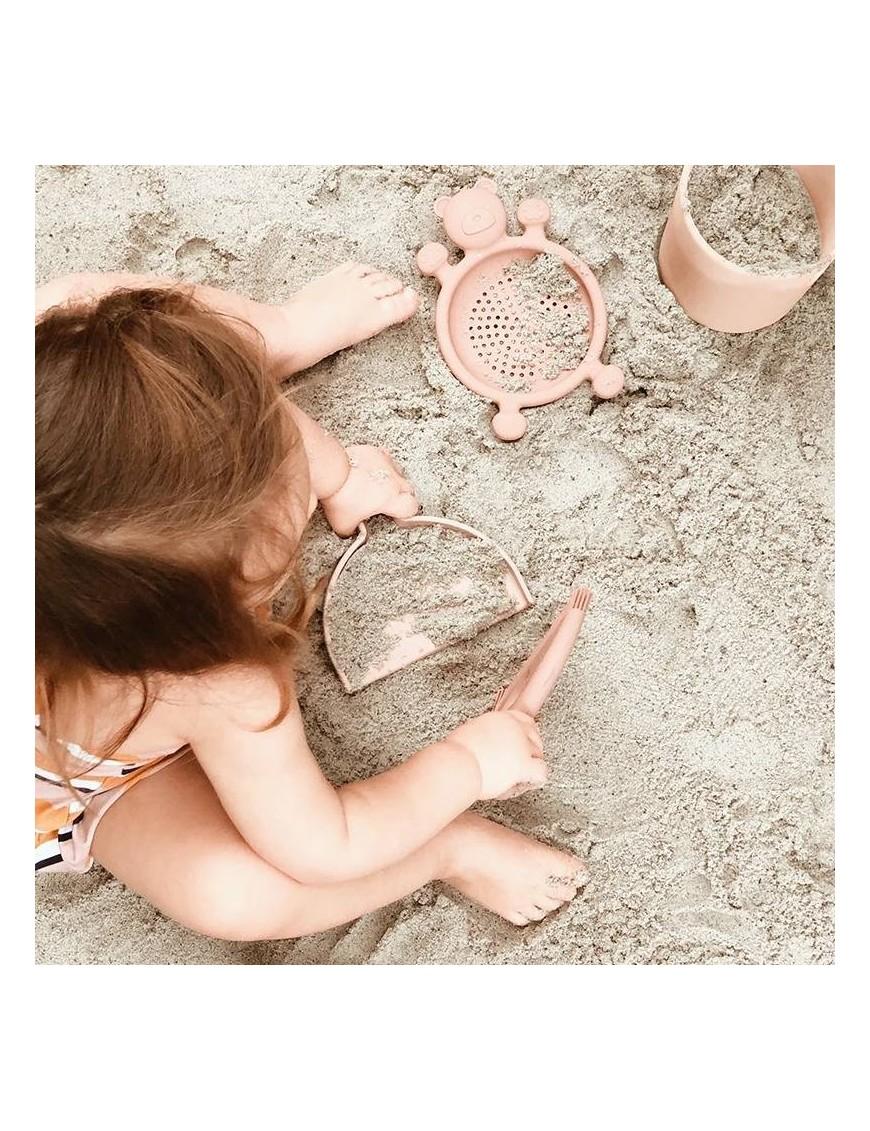 LIEWOOD mini beach set rose Bastian