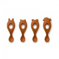 Liewood silicone spoon (4...