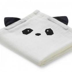 "Set de 2 langes panda Liewood ""Hanna"""
