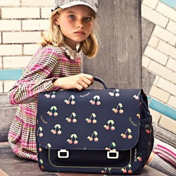 "Jeune Premier cartable it bag midi ""love cherry"""
