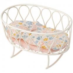Maileg cradle with sleeping...