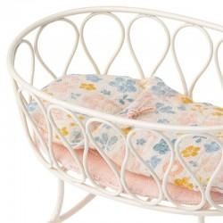 Maileg berceau avec linge de lit (micro)