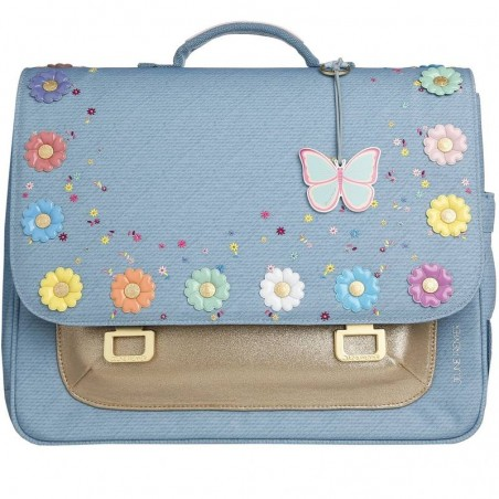 Cartable Jeune Premier it bag midi flower power