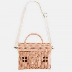 Olli Ella casa bag, rose