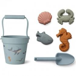 """Liewood jouets de plage bébé : sea creature """"Dante"""""""