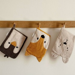 "Liewood baby washcloth ""artic mix"""