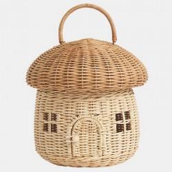 Mushroom basket Olli Ella