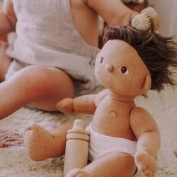 Biberon en bois pour poupée Olli Ella
