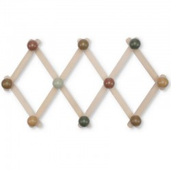 konges slojd coat rack blue
