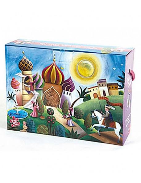 Puzzle de 24 pièces géante *Royal Castle*, Mudpuppy