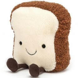"Peluche toast ""amuseable"" Jellycat"