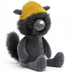 Jellycat rapcat plush toy