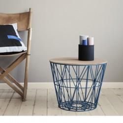 ferm living wire basket top