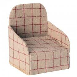 Maileg fauteuil souris / maison gingerbread