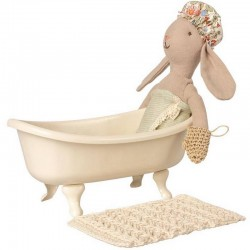 Maileg tapis de bain miniature