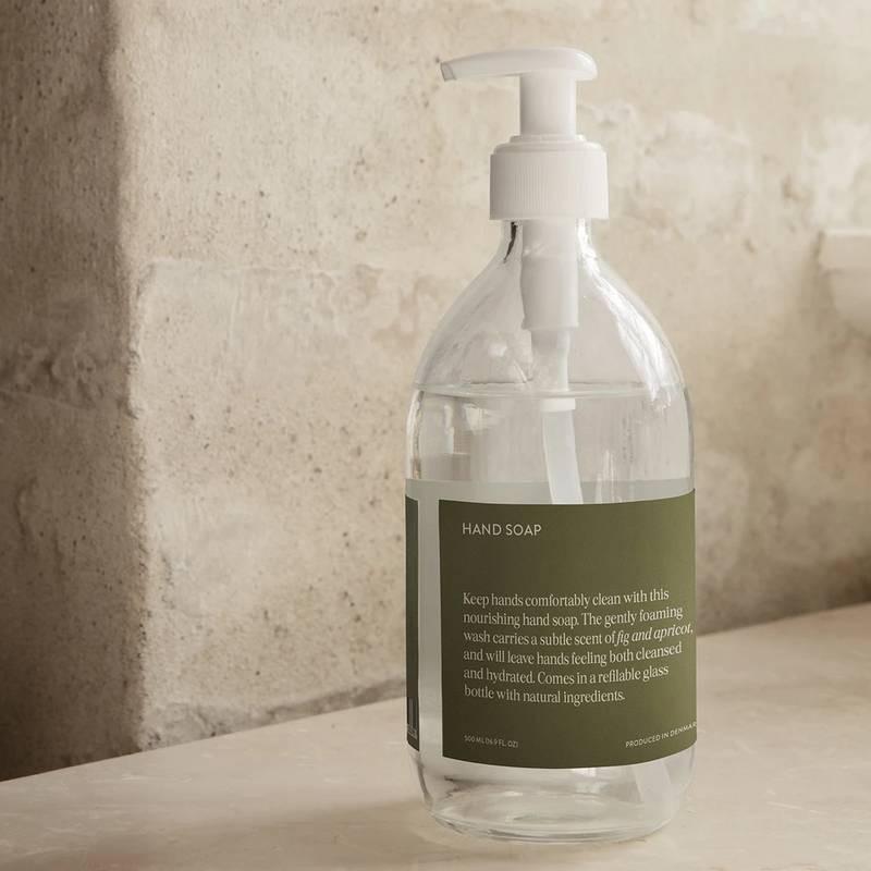 Savon liquide naturel main Ferm Living