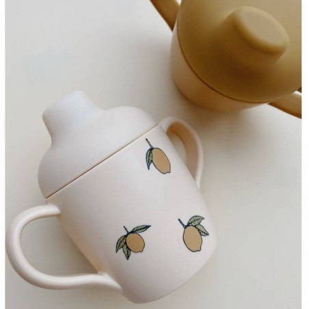 konges slojd sipppy cup pack, lemon